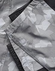 Helly Hansen - W SWITCH CARGO 2.0 PANT - skibukser - quiet shade camo - 6