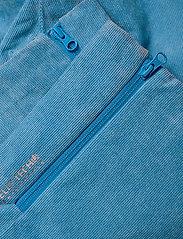 Helly Hansen - W POWDERQUEEN BIB PANT - shell pants - bluebell - 6