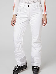 Helly Hansen - W LEGENDARY INSULATED PANT - insulated pants - white - 0