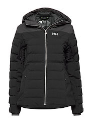 W IMPERIAL PUFFY JACKET - BLACK