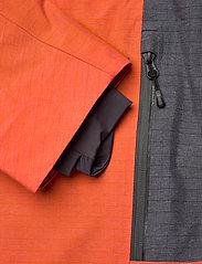 Helly Hansen - ULLR CHUGACH POWDER SUIT - ski jassen - patrol orange - 5