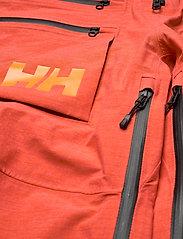 Helly Hansen - ULLR CHUGACH POWDER SUIT - ski jassen - patrol orange - 6