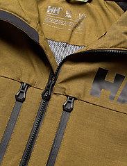 Helly Hansen - GARIBALDI 2.0 JACKET - ski jassen - 458 uniform green - 4