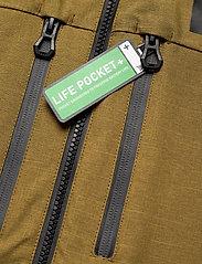 Helly Hansen - GARIBALDI 2.0 JACKET - ski jassen - 458 uniform green - 7