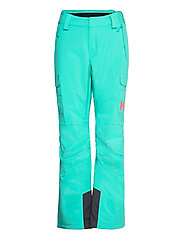 W SWITCH CARGO INSULATED PANT - TURQUOISE