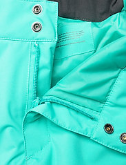 Helly Hansen - W SWITCH CARGO INSULATED PANT - skibroeken - turquoise - 5