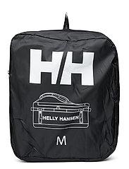 Helly Hansen - HH NEW CLASSIC DUFFEL BAG M - sacs de sport - black - 0
