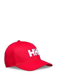 HH BRAND CAP - ALERT RED