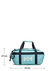 Helly Hansen - HH SCOUT DUFFEL S - salilaukut - glacier blue - 6