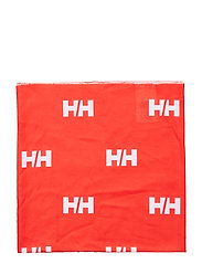 HH NECK - ALERT RED HH LOGO