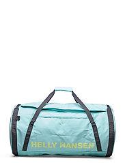 HH DUFFEL BAG 2 90L - GLACIER BLUE / GRAPHITE BL