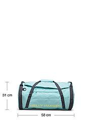 Helly Hansen - HH DUFFEL BAG 2 50L - sacs d'entraînement - glacier blue / graphite bl - 5