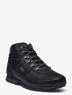 WOODLANDS - chaussures - 990 black / ebony