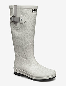 W VEIERLAND 2 GRAPHIC - vandrings- & promenadskor - 930 light grey / blanc de blan