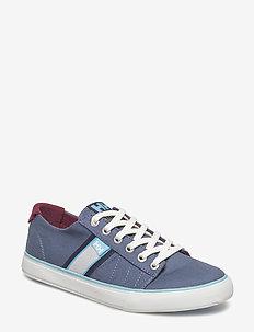 W SALT FLAG F-1 - low top sneakers - 899 vintage indigo / plum / of