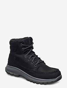 GARIBALDI V3 - wandelschoenen - 991 jet black / charcoal / bla