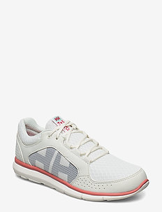 W  AHIGA V4 HYDROPOWER - low top sneakers - off white / shell pink / b