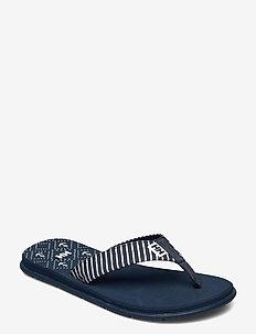 W IRIS SANDAL - sport schoenen - navy / off white