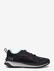 W GOBI APS - buty na wędrówki - 990 black / blue tint / grey f