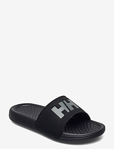 W H/H SLIDE - pool sliders - 990 black / gunmetal