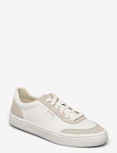 ABERDEEN - laag sneakers - off white / pelican