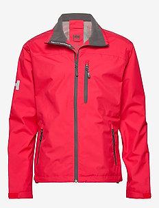 CREW JACKET - outdoor- & regenjacken - red