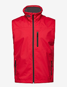 CREW VEST - sports jackets - 162 red