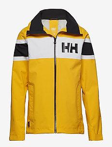 SALT JACKET - sports jackets - 351 sulphur
