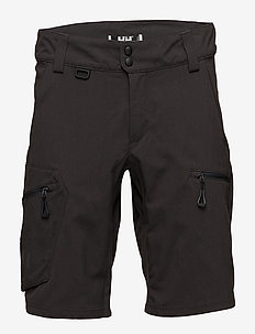 CREWLINE CARGO SHORTS - outdoor shorts - ebony