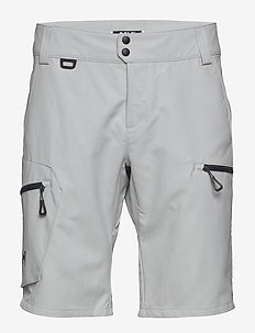 CREWLINE CARGO SHORTS - outdoor shorts - grey fog