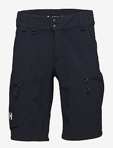 CREWLINE CARGO SHORTS - outdoor shorts - navy