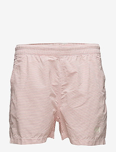COLWELL TRUNK - 118 PAPRIKA STRIPE