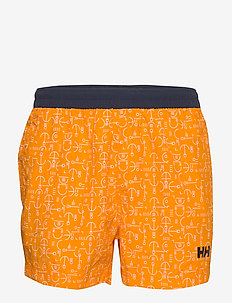 COLWELL TRUNK - swim shorts - papaya
