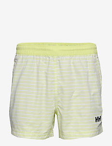 COLWELL TRUNK - swim shorts - sunny lime
