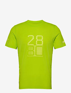 HP RACING T-SHIRT - AZID LIME