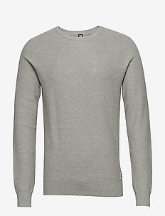 SKAGEN SWEATER - GREY MELANGE