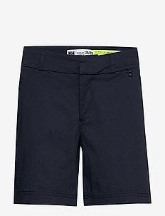 W CREW SHORTS - outdoor shorts - navy