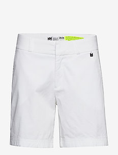 W CREW SHORTS - outdoor shorts - white