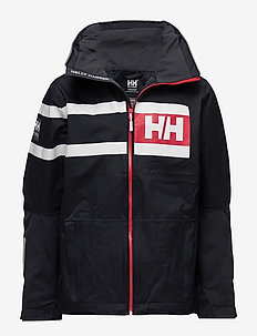 SALT POWER JACKET - outdoor & rain jackets - navy