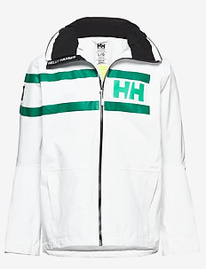 SALT POWER JACKET - outdoor & rain jackets - white