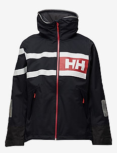 W SALT POWER JACKET - outdoor- & regenjacken - navy