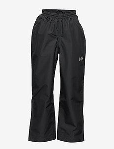 JR DUBLINER PANT - pantalons - black