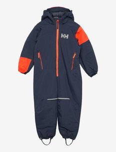K RIDER 2 INS SUIT - snowsuit - 598 navy