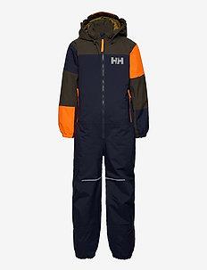 K RIDER 2 INS SUIT - snowsuit - navy