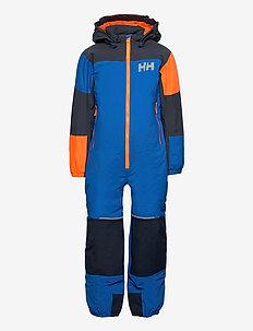 K RIDER 2 INS SUIT - snowsuit - sonic blue
