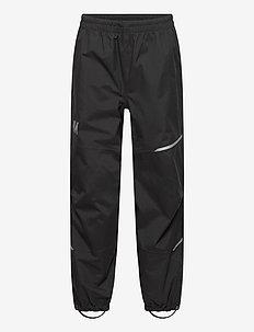 K SOGN PANT - shell & rain pants - ebony