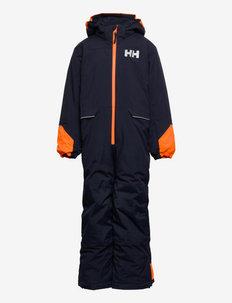 K TINDEN SKISUIT - snowsuit - 597 navy