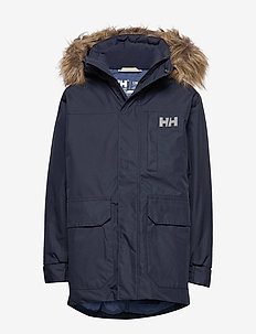 JR FELIX PARKA - NAVY
