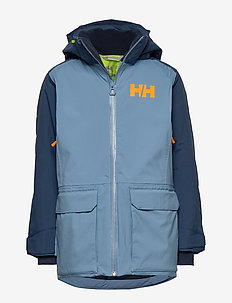 JR SKYHIGH JACKET - BLUE FOG