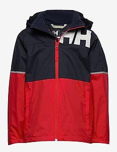 JR PURSUIT JACKET - jackets - alert red